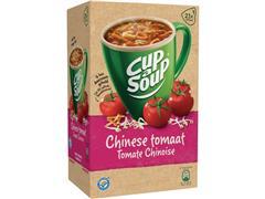 Unox Cup-a-Soup Chinese Tomaat, Soep, 175 ml (pak 21 stuks)