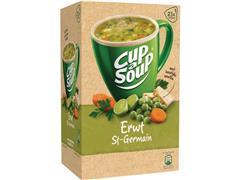 Unox Cup-a-Soup Erwt, Soep, 175 ml (doos 21 stuks)