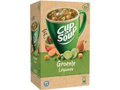 Unox Cup-a-Soup Groenten, Soep, 175 ml (pak 21 stuks)