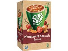 Unox Cup-a-Soup Hongaarse Goulash, Soep, 175 ml (pak 21 stuks)