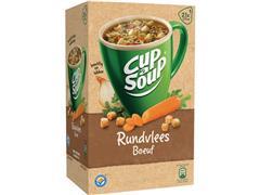 Unox Cup-a-Soup Rundvlees, Soep, 175 ml (pak 21 stuks)