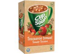 Unox Cup-a-Soup Toscaanse Tomaat, Soep, 175 ml (pak 21 stuks)