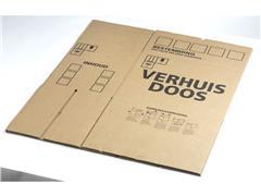 Verhuisdoos binnenmaat: l 480 x b 325 x h 360 mm (pak 10 stuks)