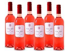 Wijn rosé Casa Safra fruitig (doos 6 x 750 milliliter)