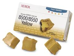 Xerox Colorstix Phaser 8500 geel (pak 3 stuks)
