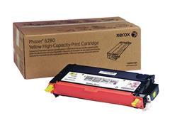Xerox Phaser 6280 Toner, Geel