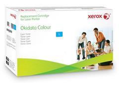 Xerox Xerox Oki C711/C711N/C711DN/C711CDTN/C711WT - cyaan - tonercartridge (alternatief voor: OKI 44318607)