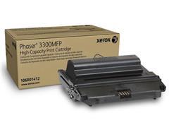 Xerox Phaser 3300MFP Toner, Single Pack, Zwart