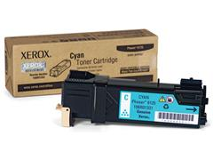 Xerox Phaser 6125 Toner, Single Pack, Cyaan
