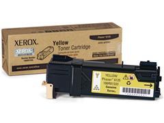 Xerox Phaser 6125 Toner, Single Pack, Geel