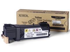 Xerox Phaser 6130 Toner, Single Pack, Geel