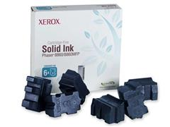 Xerox Phaser 8860MFP Toner, Cyaan (pak 6 stuks)