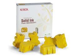Xerox Phaser 8860MFP Toner, Geel (pak 6 stuks)