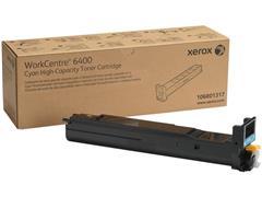 Xerox WorkCentre 6400 Toner, Single Pack, Cyaan
