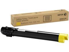 Xerox WorkCentre 7425/7428/7435 Toner, Single Pack, Geel