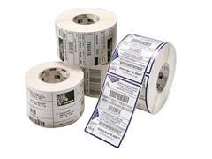 Zebra Z-Select 2000D Labels, Papier, 25 x 51 mm, Zwart op Wit (doos 12 x 2580 stuks)