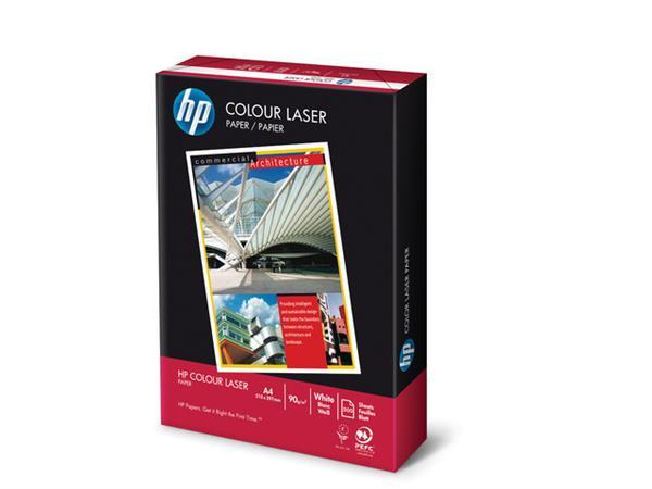 HP Colour laserpapier A4 90 g/m2 (doos 5 x 500 vel)