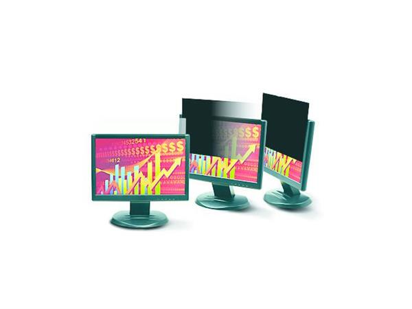 3M™ Privacy filter widescreen Desktop 22.0 inch wide, frameless