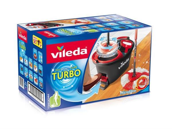 Vileda Easy Wring & Clean Turbo system
