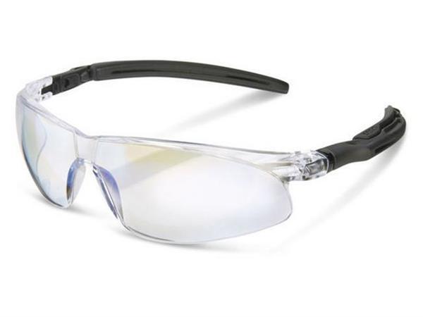 B BRAND BBH50 Veiligheidsbril, UV-Filter, Transparant
