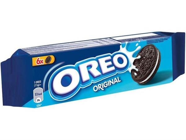 Koekjes Oreo classic single 66gr/ds20