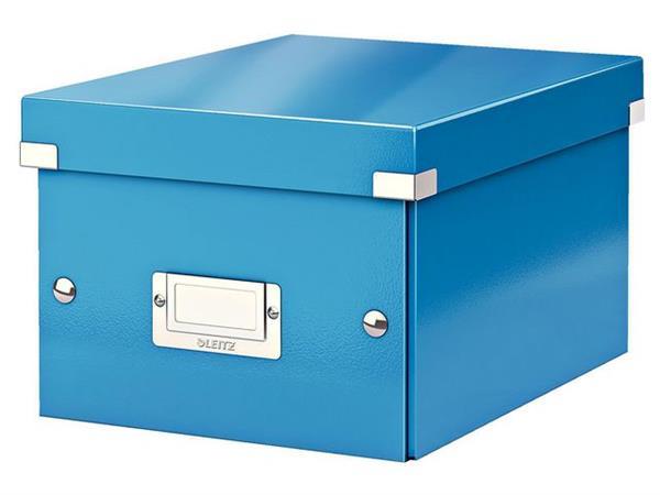 Leitz Archiefdoos Click & Store klein Blauw