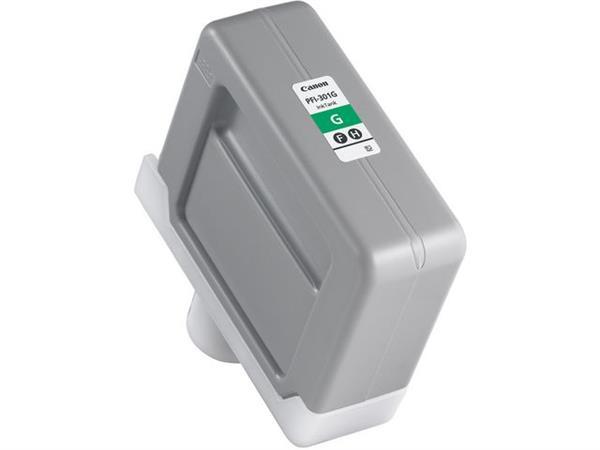 Canon PFI-301P Inktcartridge, Groen