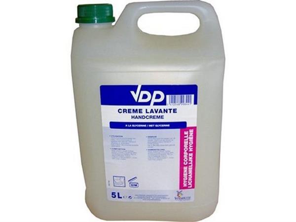 Handcrème zeep met glycerine (can 5 liter)