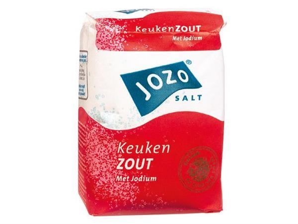 JOZO Keukenzout Met Jodium (doos 12 kilogram)