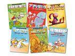Strips voor beginnende lezers avi M3-E3 (6 delen)