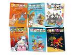 Strips voor beginnende lezers avi Start (6 delen)