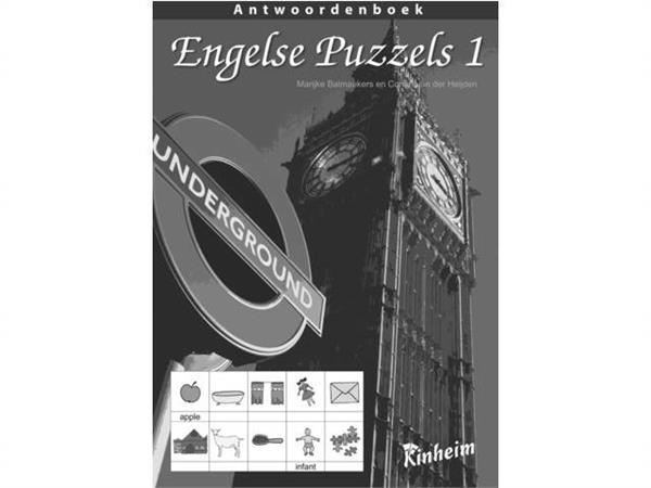 Engelse puzzels antwoorden 1