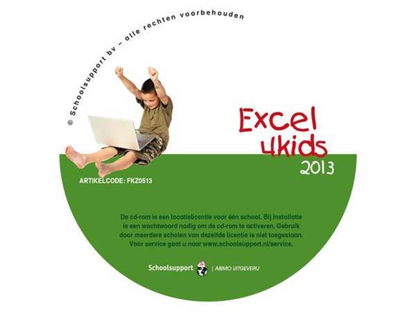 Excel4kids 2013