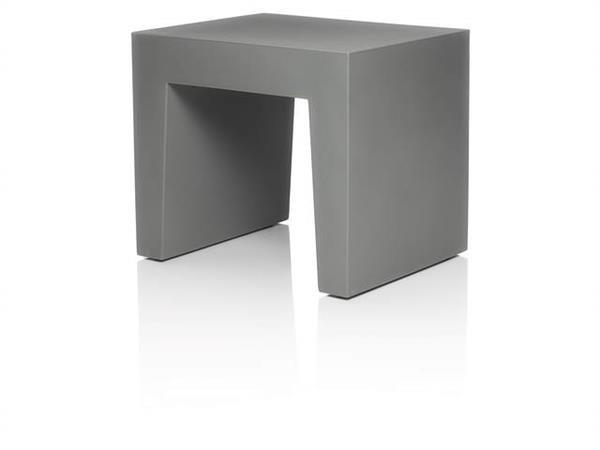Fatboy® concrete seat grey 40 x 50 x 43 cm