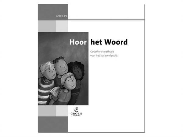 Hoor het woord groep 3-4 werkboek B