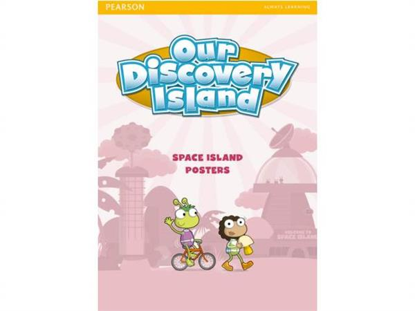 Our discovery island level 2 gr. 6 posterpack