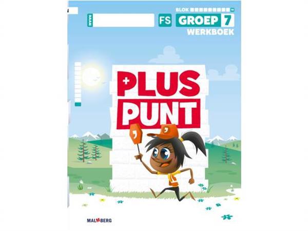 Pluspunt 4 werkboek blok 10 FS groep 7