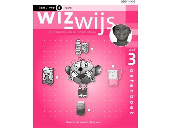 Wizwijs groep 5 oefenboek 3