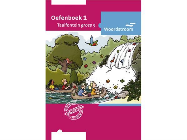 Taalfontein groep 7 woordstroom oefenboek 1