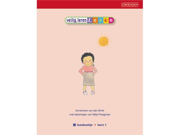 Veilig leren lezen 3 kim-versie leesboek zon 1